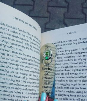 """The girl on the train"", Paula Hawkins"