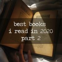 Най-добрите книги, които прочетох през 2020г. - част 2